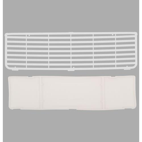 RV Air Conditioner Interior Duct - Electronic Control, Non-Ducted