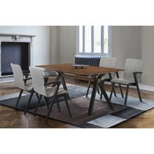 Laredo Varde 5 Piece Black Dining Set