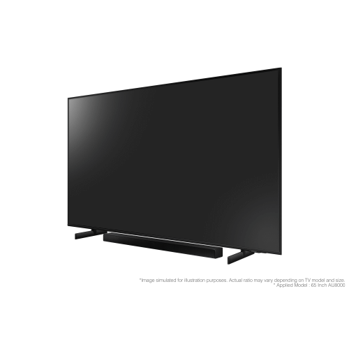 Samsung Canada - 410W 2.1ch Soundbar HW-A550