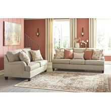 Almanza Sofa & Loveseat Wheat