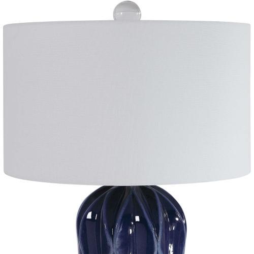 Malena Blue Table Lamp