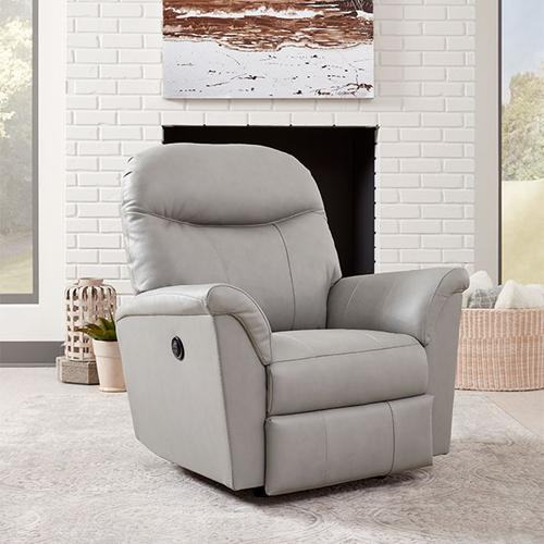 CAITLIN Leather Recliner #237254