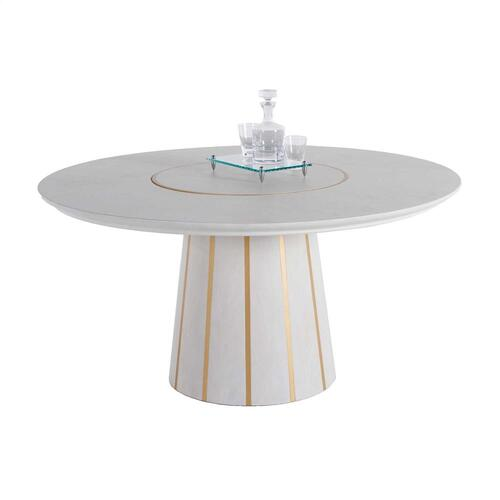 Morgan Dining Table - White