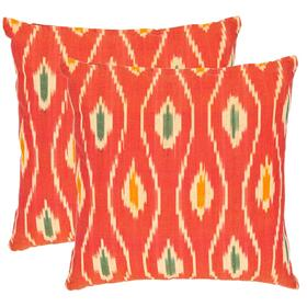 Iris Pillow - Red