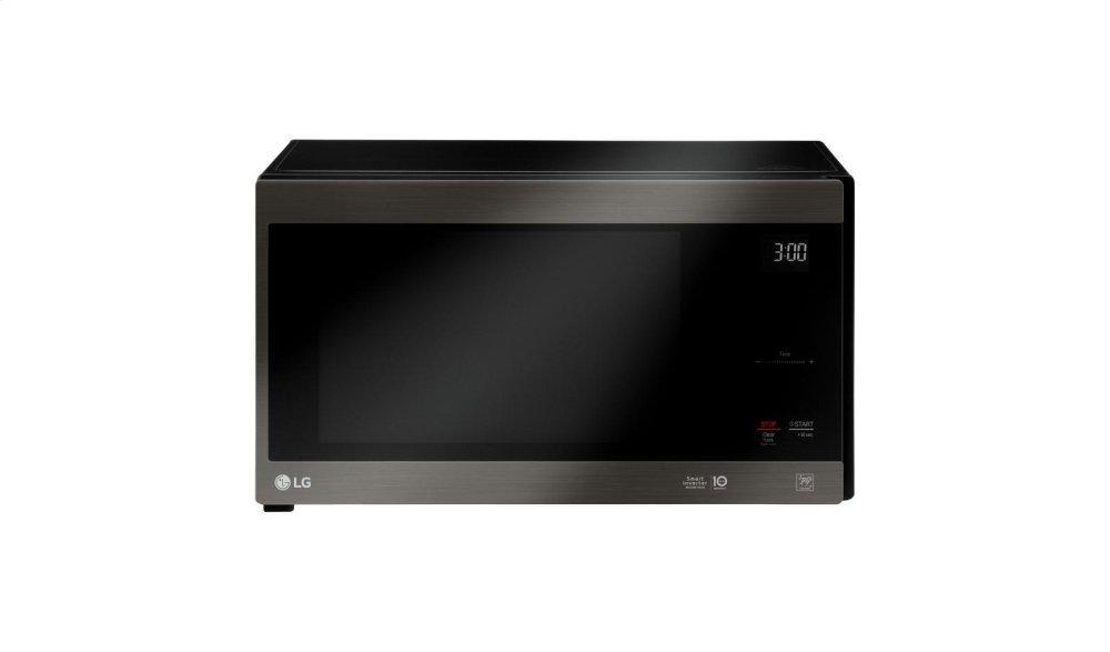 LG Black Stainless Steel Series 1.5 cu. ft. NeoChef™ Countertop Microwave with Smart Inverter and EasyClean®