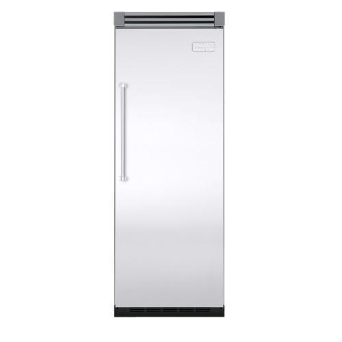 "Viking - White 30"" Quiet Cool™ All Refrigerator - VIRB Tru-Flush™ (Right Hinge Door)"