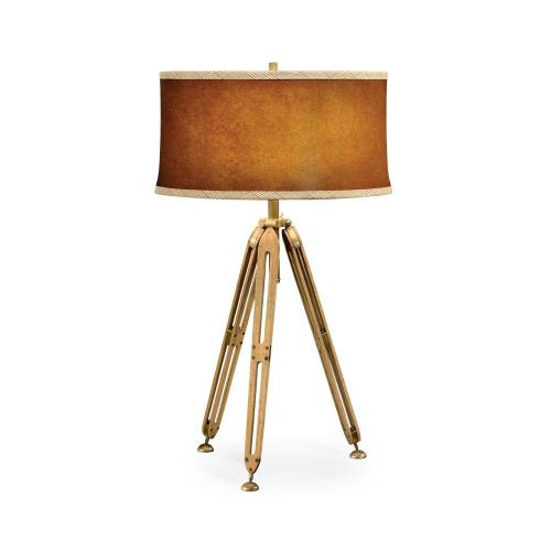 """Architectural table lamp (27 1/2"""" H)"""