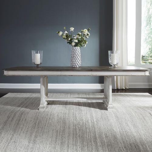 Liberty Furniture Industries - 7 Piece Trestle Table Set