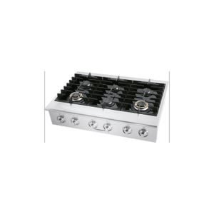 36'' Gas Slide-In Cooktop