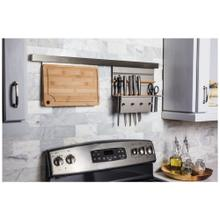 See Details - Hanging Cutting Board for Smart Rail Storage Solution