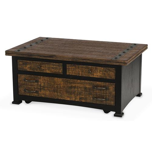 Cocktail Table with Lift-Top