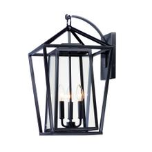 Artisan 3-Light Outdoor Wall Sconce