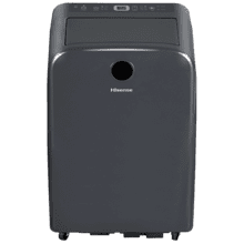 Hisense 9,500 BTU HiSmart™ with Wi-Fi Portable AC with Remote