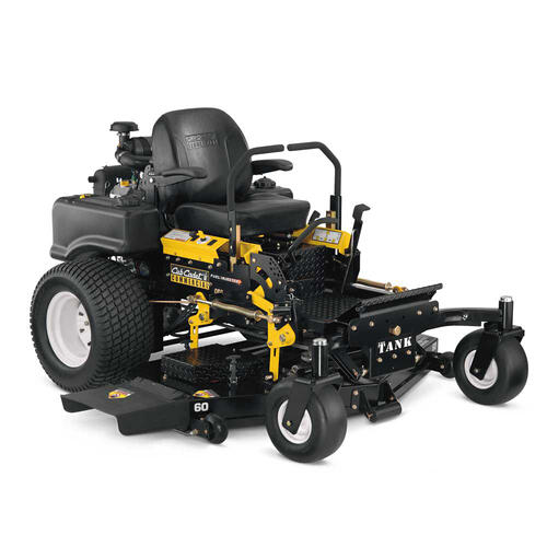 Cub Cadet Commercial Commercial Ride-On Mower Model 53BB5D8X750