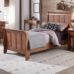 Liberty Furniture Industries - Full Sleigh Bed
