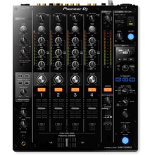4-channel mixer with club DNA