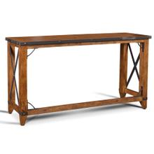 See Details - Counter Height Dining Table - Rustic Colection