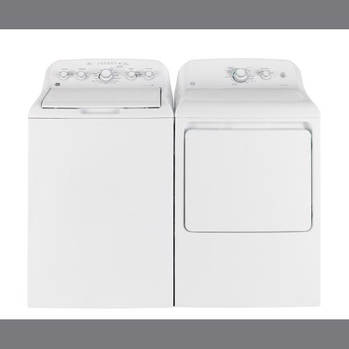 GE 7.2 Cu.Ft. Top Load Electric Dryer White GTD40EBMKWW