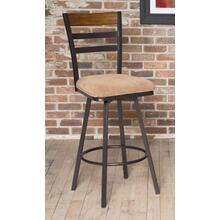 "D234-21  30"" Swivel Bar Stool"