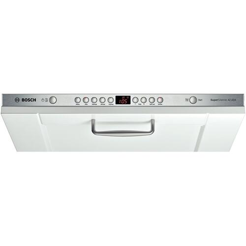 "Bosch - 24"" Panel Ready Dishwasher 800 Plus Series"