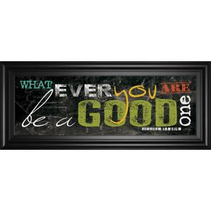 """Good One"" By Maria Rae Framed Print Wall Art"