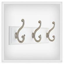 View Product - Scroll 10 in. Hook Rack
