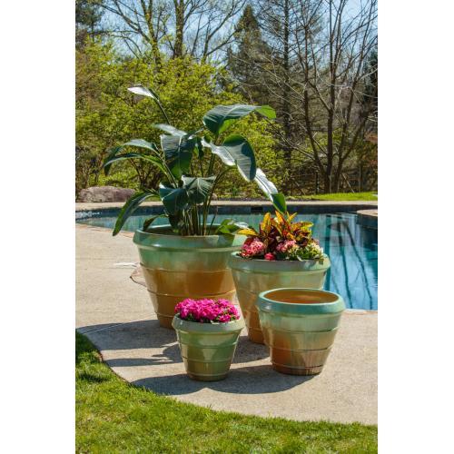 Virtues Planter - Set of 4