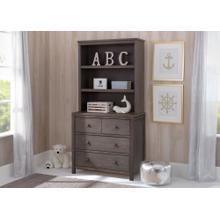 Cambridge Mix and Match 3 Drawer Dresser - Rustic Grey (084)