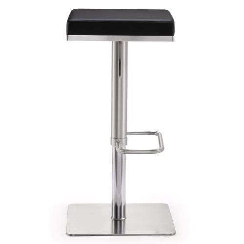 Product Image - Bari Black Stainless Steel Barstool