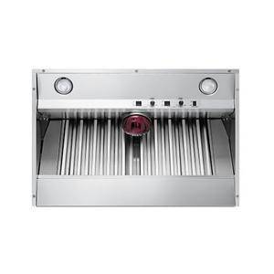 "Stainless Steel 36"" Built-In Custom Ventilator for Wall Hood - VBCV (36"" wide, 18"" high, 22"" deep)"