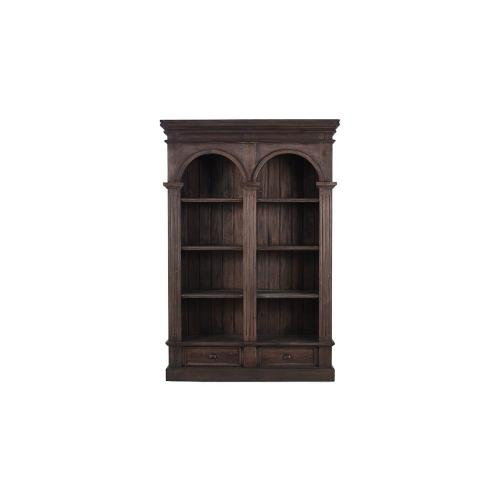 Roosevelt Double Arch Bookcase