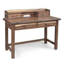 Forest Retreat Student Desk With Hutch