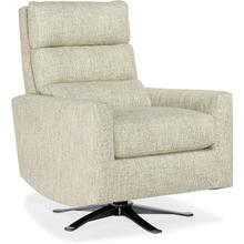Bradington Young Memphis Swivel Chair with Metal Base 3100-SW