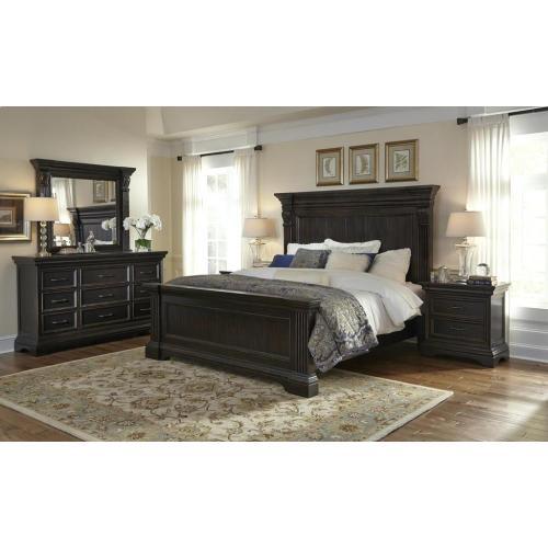 Pulaski Furniture - Caldwell 6/6-6/0 Panel Headboard