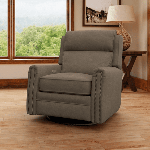 Camelot Swivel Reclining Chair CL737-10/SHLRC