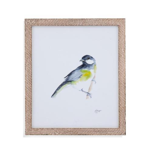 Watercolor Songbirds II