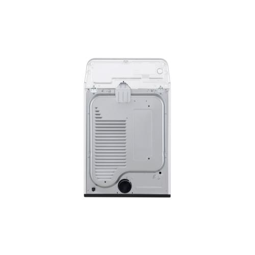 7.3 cu. ft. Ultra Large Capacity TurboSteam™ Electric Dryer with EasyLoad™ Door