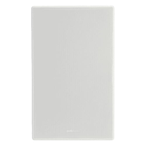 Vanishing RT Series In-Wall Rectangular Loudspeaker in White