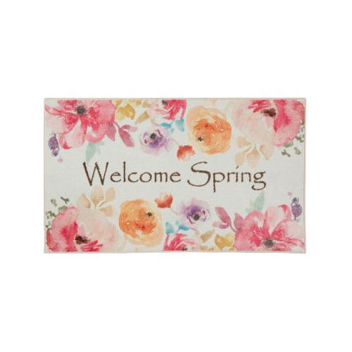 Mohawk - Welcome Spring, Pink- Scatter