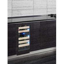 View Product - Vinotemp 18-Inch Panel-Ready Wine Cooler