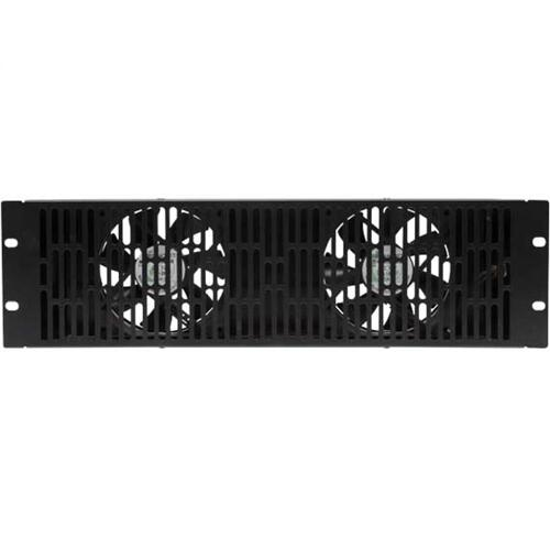3U Ultra Quiet Rack Fan - EcoSystem™ Compatible