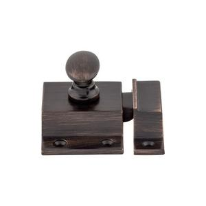 Top Knobs - Cabinet Latch 2 Inch Tuscan Bronze