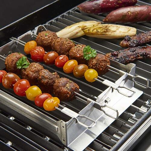 Narrow Kebab Rack