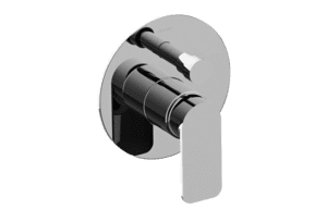 Sento Pressure Balancing Valve Trim with Handle and Diverter Product Image