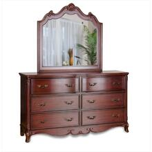 Dresser, Mahogany, Adult