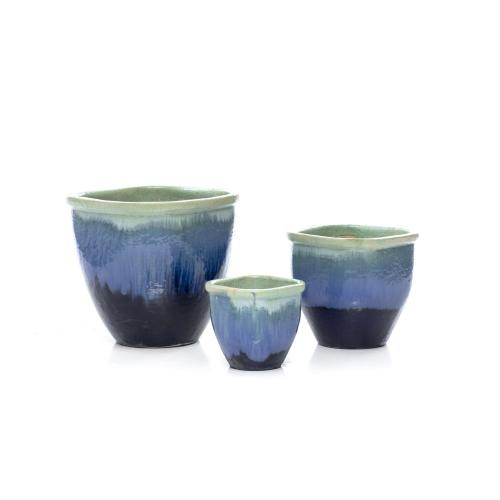 Pacific Blend Planter - Set of 3