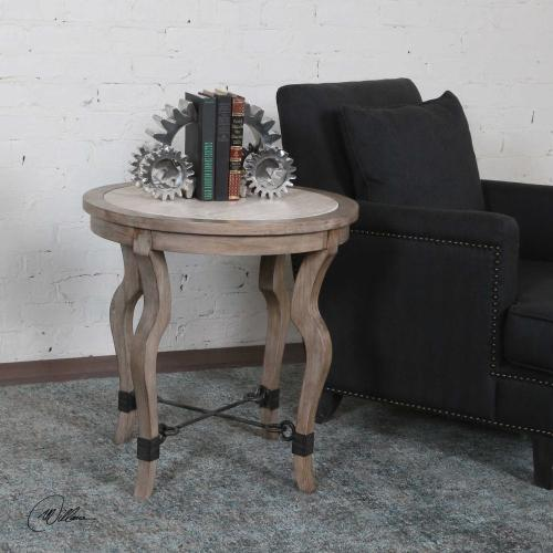 Blanche Lamp Table