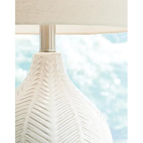 Rainermen Table Lamp