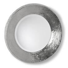 Round Nickel Concave Mirror