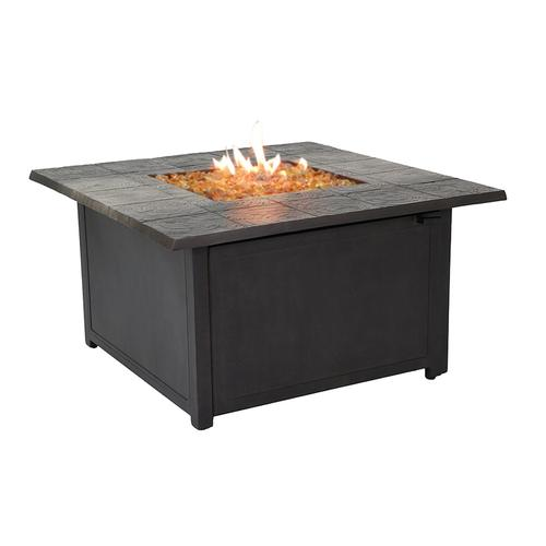 Castelle - Preserve Square Firepit Coffee Table
